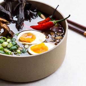 Miso Mushroom Ramen