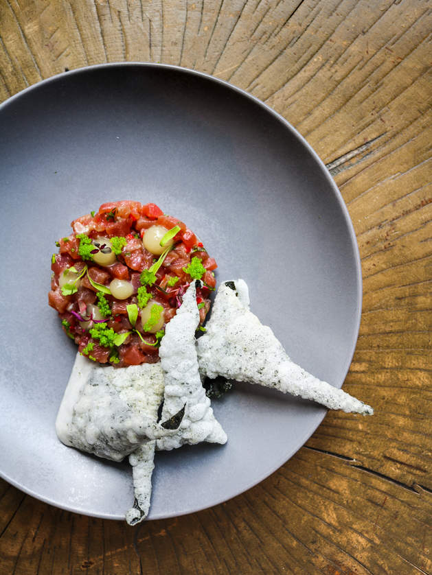 Styling and Photography for Avenue Restaurant