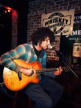 Live at Whiskey Richards