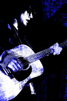 Jaan Landheer acoustic