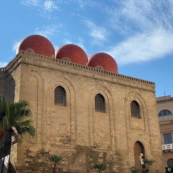 I SITI UNESCO IN STILE ARABO NORMANNO