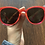 Thumbnail: Perverse Two Tone Slay Sunglasses