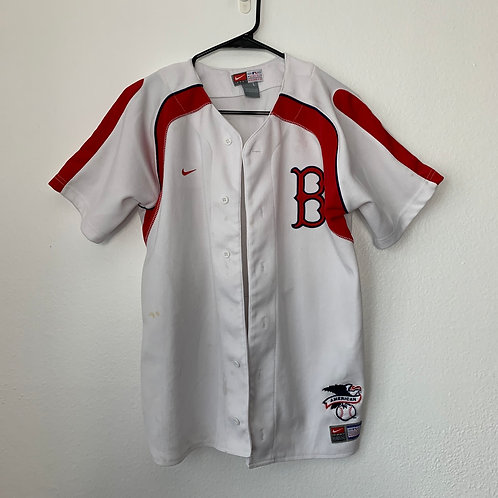 MLB Boston Jersey Youth Sz L
