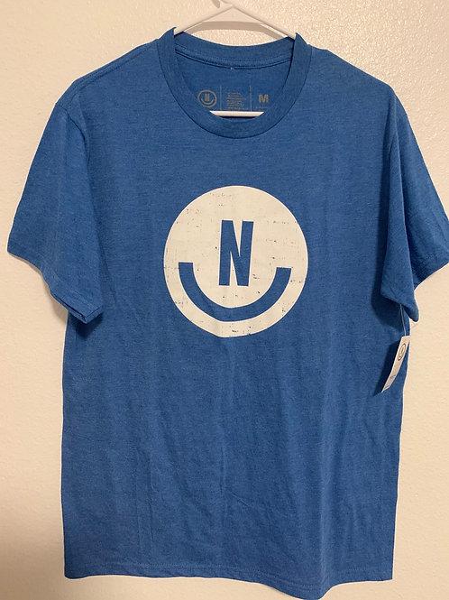 Neff Athletic T Shirt Sz M