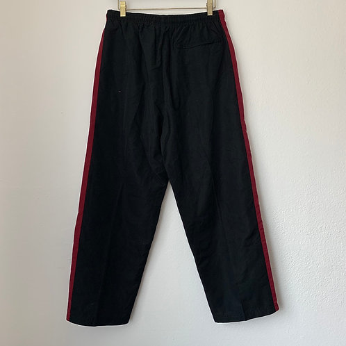 Wilson Workout Sweatpants Sz M | Black