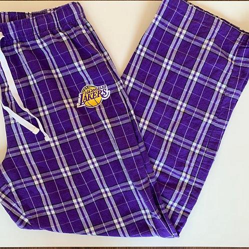 LA Lakers PJ Bottoms Sz L