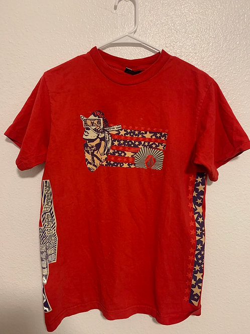 Volcom Establishment T Shirt Sz M