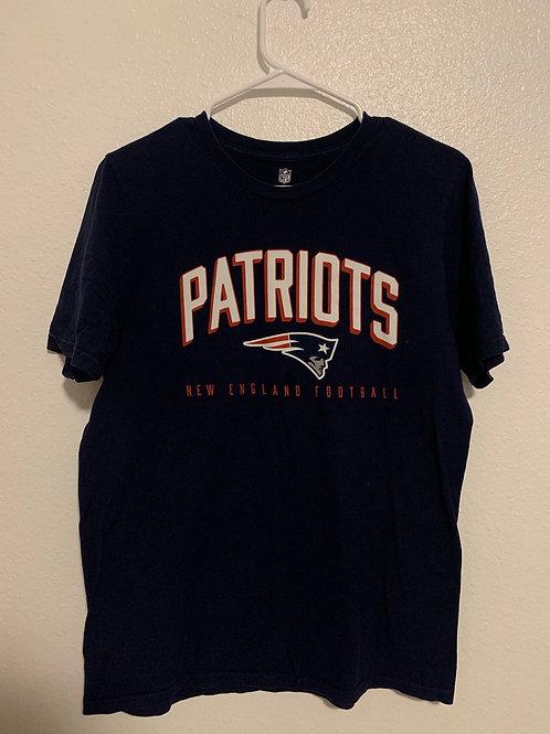 NFL Patriots New England T Shirt Sz XL