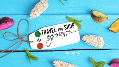 Travel and Shop Experience Presentation
