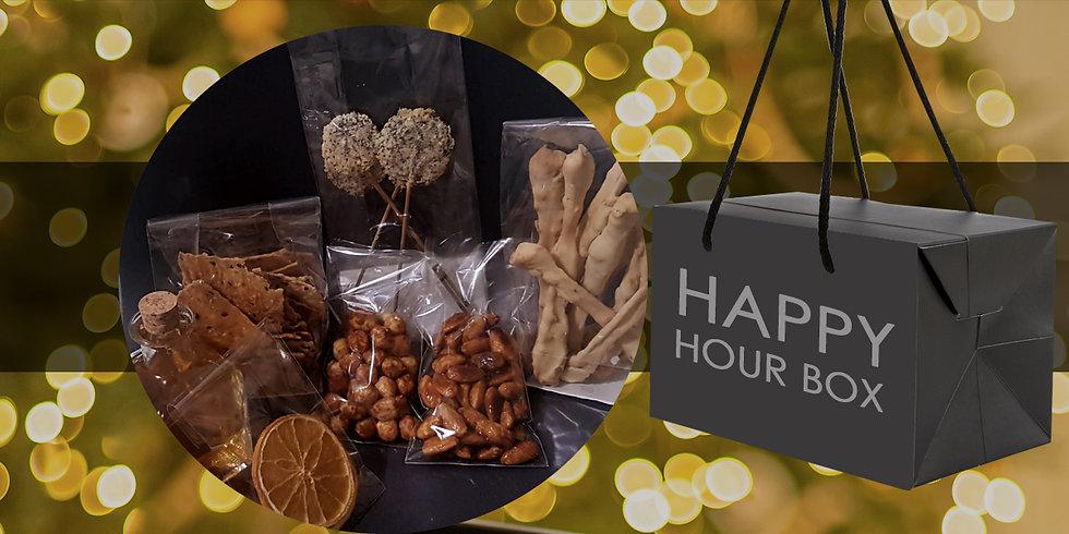 BOX Happy Hour Experience