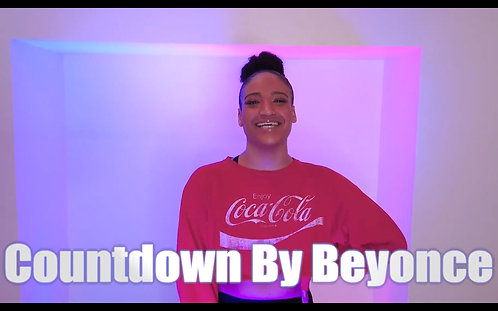 Countdown by Beyonce | Tutorial