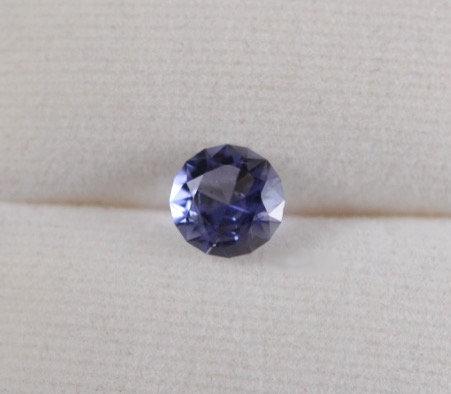 Round Violet Iolite