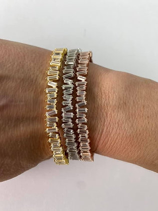 Sparkly Bangle Bracelet