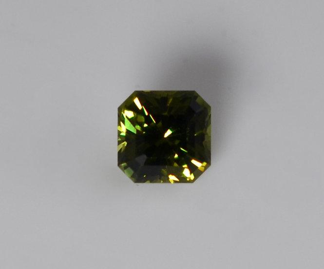 Exquisite Green Sapphire