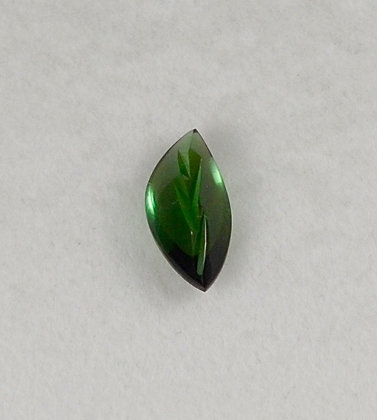 Organic Shaped Green Tourmaline