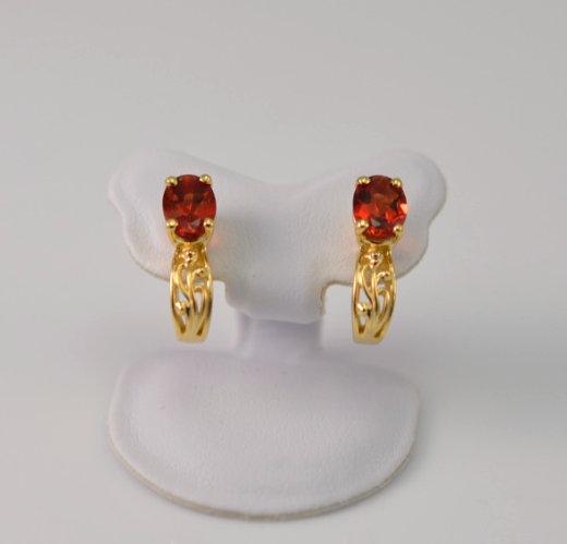 Andesine Earrings