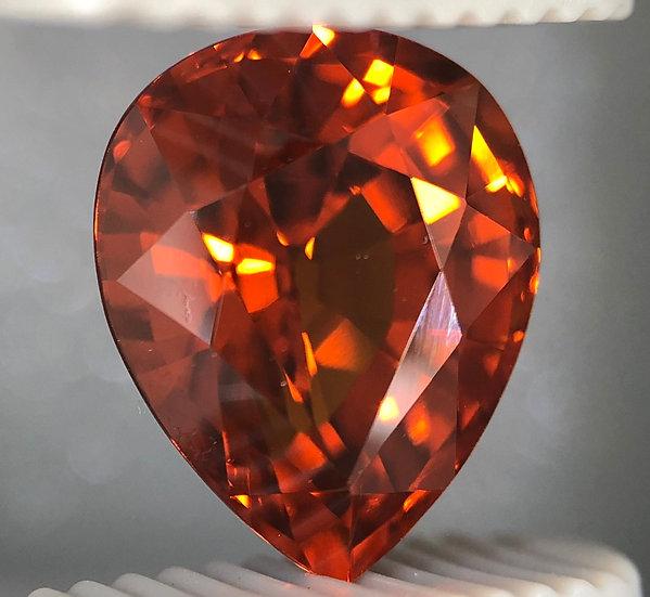 Spessartine Garnet - Pear