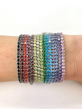 Classic Bolo Bracelet in Rainbow of Colors