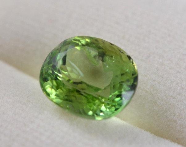 Brilliant Green Tourmaline
