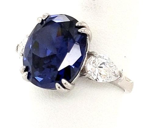 Sapphire Ring - Graff Look-alike
