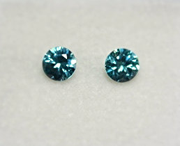 Blue Zircon - Loose Stones