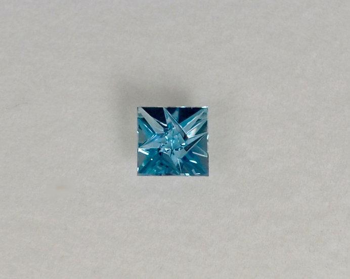 Fantasy cut Aquamarine