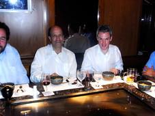 ルース在日アメリカ大使と会食 神戸  Kiran Sethi meets with the Ambassador of the United States of America to Japan