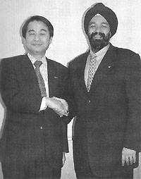 シスメックス株式会社代表取締役 家次 恒氏に聞く Mr.Hisashi Ietsugu,President and CEO of Sysmex Coporation