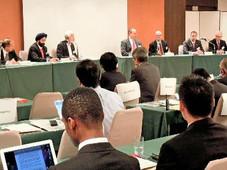 井戸兵庫県知事は弊社社長 キラン S. セティを含む在米商工会議所メンバー6名を招き、関西からの日本活性化のためのパネルディスカッションを開催しました。