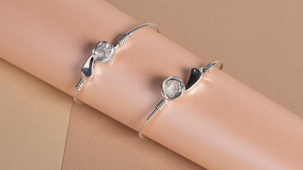 Silver KYMA Bracelet