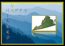 happy hikers virginia