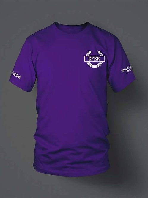 CFER T-Shirt - Purple
