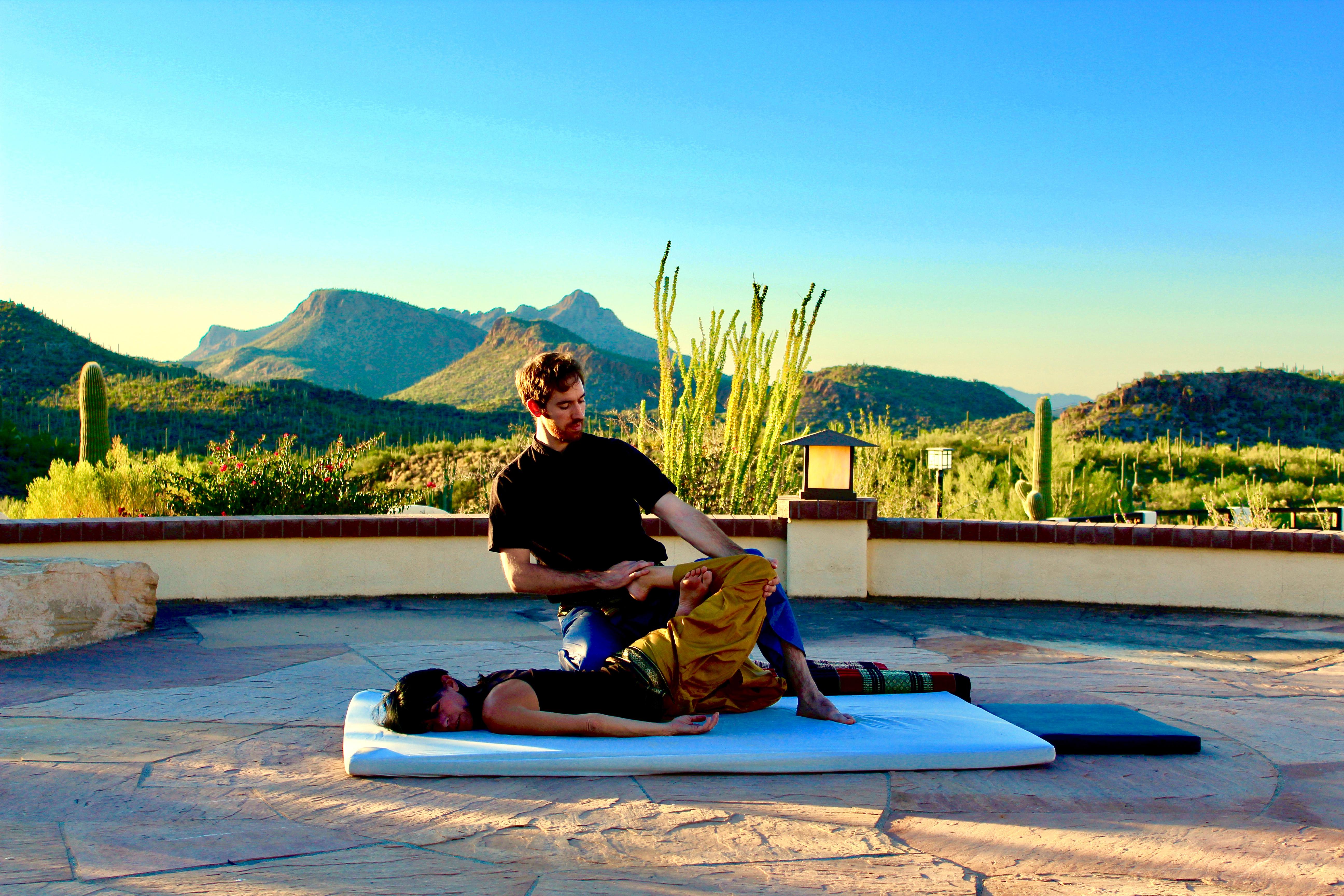 Nuad Thai Massage - 120 min