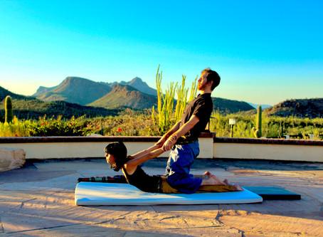 "The ""Six Points"" of Nuad Thai Massage"