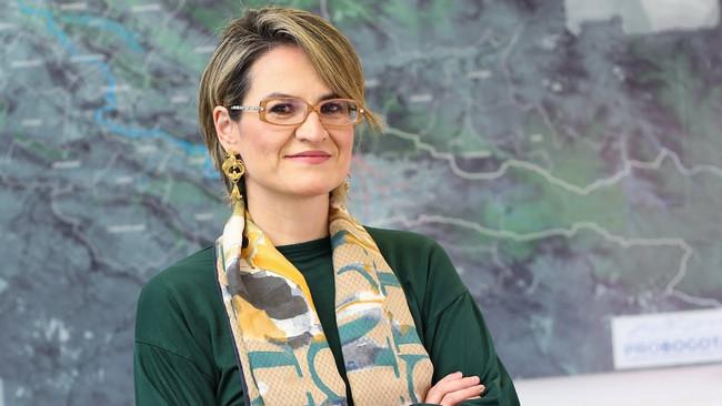"""""""POT traerá más trancón y vivienda informal"""": María Carolina Castillo, presidente ProBogotá Región"""