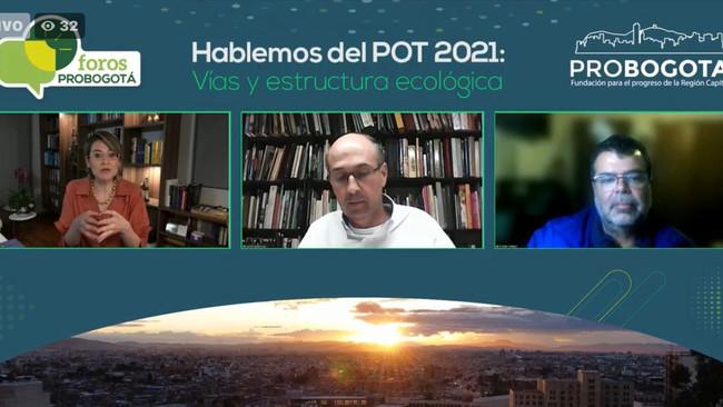 ¿Fortalecer la malla vial de Bogotá o privilegiar la Estructura Ecológica? Esa es la cuestión