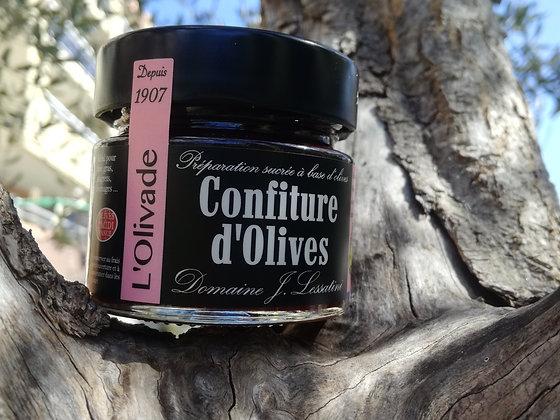 Confiture d'olive de Nice