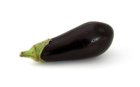 L'aubergine du producteur, la pièce