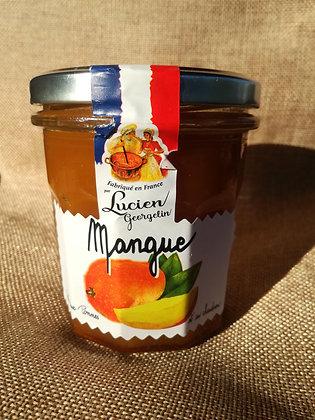 Préparation Mangue / Pomme