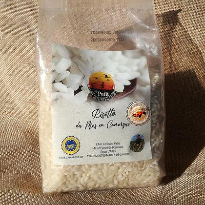 Riz camarguais - Risotto du Mas en Camargue - 500 gr