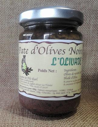 Pâte d'olive de Nice