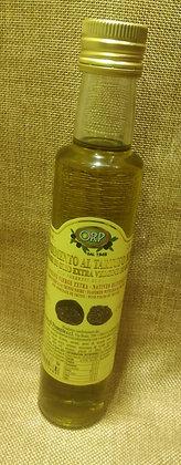 Huile d'olive extra vierge à la truffe d'été, 25 cl