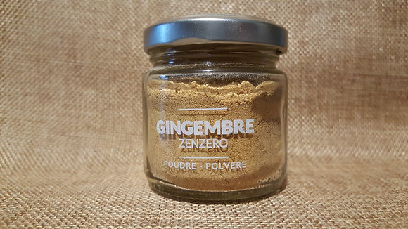 Gingembre, 30 gr