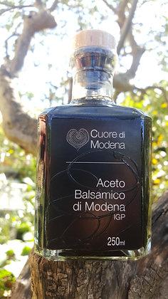 Vignaigre Balsamique de Modène I.G.P, la bouteille de 250 ml