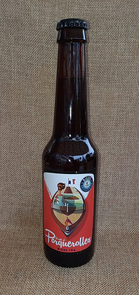 Virée à Porquerolles - bière I.PA 33 cl