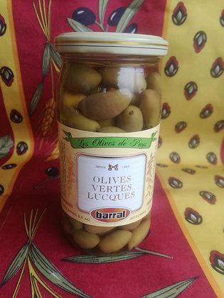 Olives vertes Lucques 37 cl