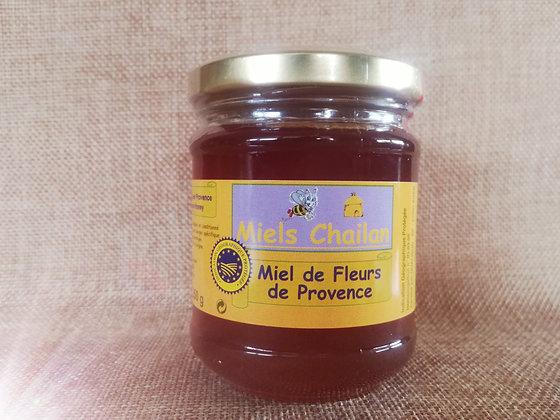 Miel de Fleurs de Provence I.G.P ~ 250 gr