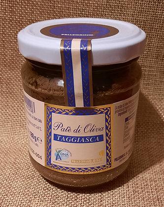 Pâte d'olive Taggiasca pot de 180 gr
