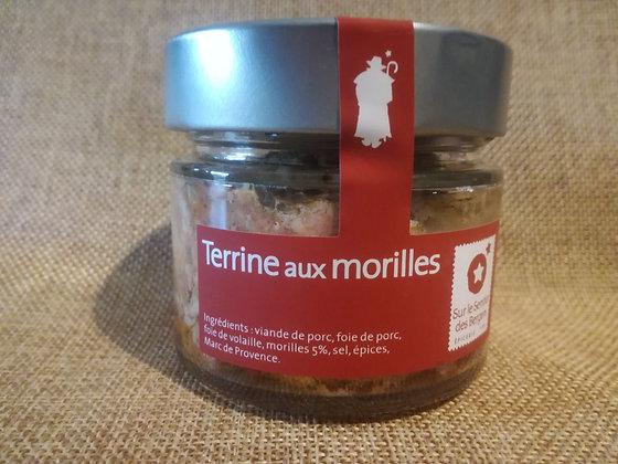 Terrine aux Morilles ~ 130g