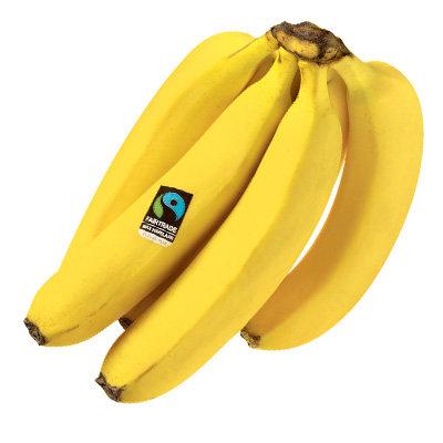 Banane Cavendish bio et équitable fair trade, le kg